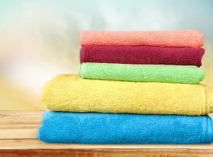 Handtücher waschen und trocknen trocknerbälle