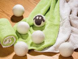 Trocknerbälle für Wäschetrockner